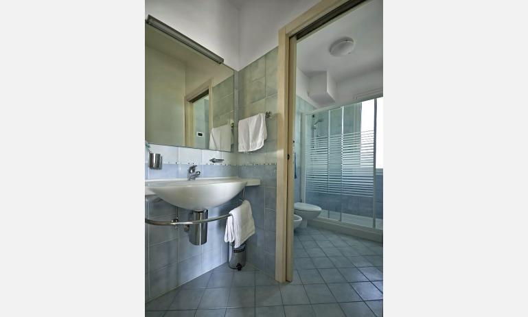 appartamenti ZENITH: bagno rinnovato (esempio)