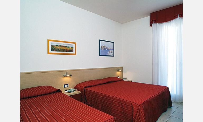 appartamenti ZENITH: camera rinnovata (esempio)