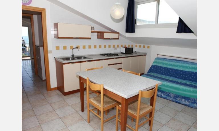 appartamenti MINERVA: angolo cottura (esempio)