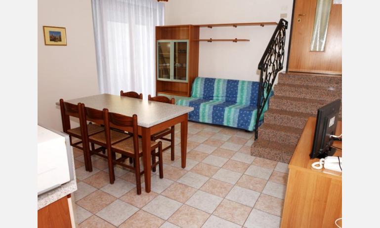 appartamenti MINERVA: soggiorno (esempio)
