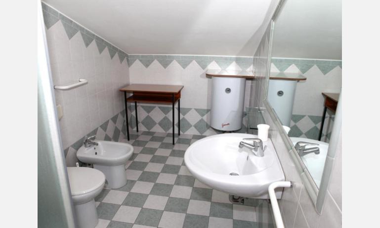 appartamenti MINERVA: bagno (esempio)
