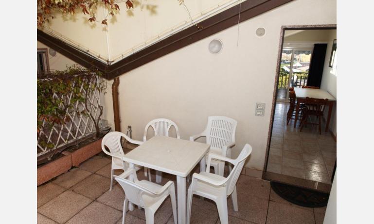appartamenti MINERVA: balcone (esempio)