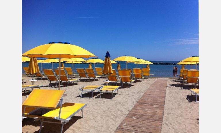 residence AMALFI: spiaggia