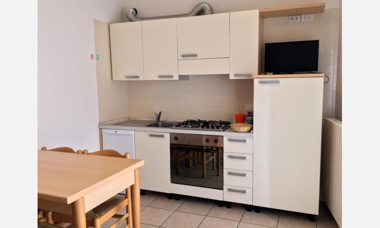 appartamenti RESIDENCE PLAYA: angolo cottura (esempio)