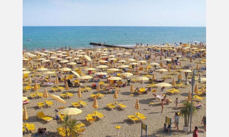 appartamenti RESIDENCE PLAYA: spiaggia privata