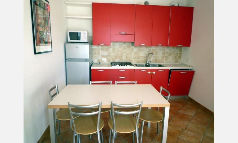 residence TULIPANI: angolo cottura (esempio)