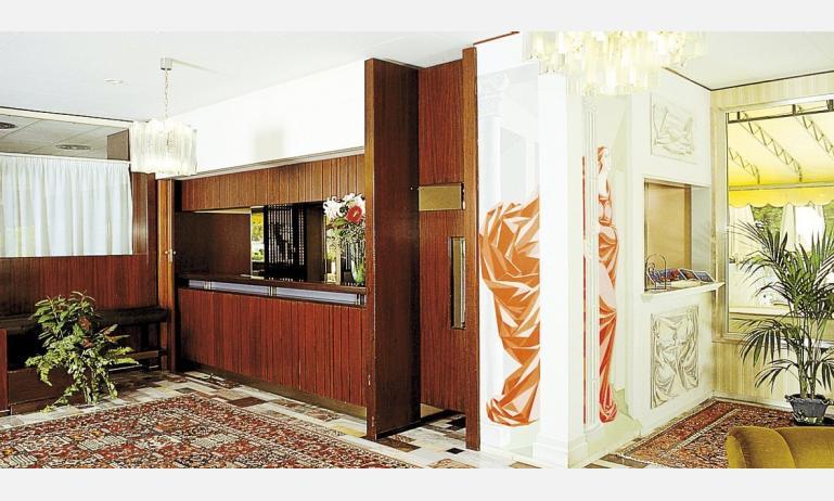 hotel AIRONE: reception