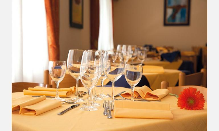 hotel BETTINA: sala ristorante