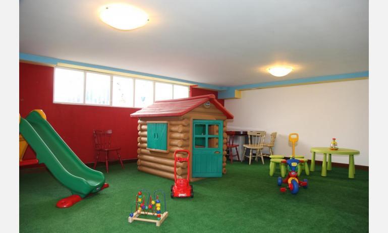 Hotel BETTINA: Kinderspielplatz