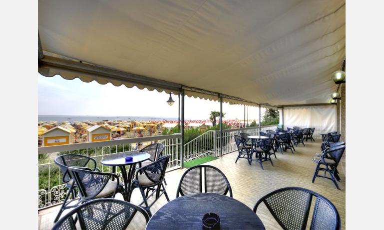 hotel ASTORIA: terrazza