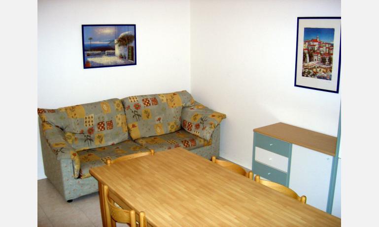 appartamenti TROPICI: soggiorno (esempio)
