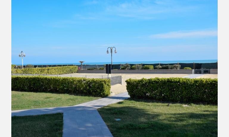 appartamenti VISTAMARE: spiaggia privata