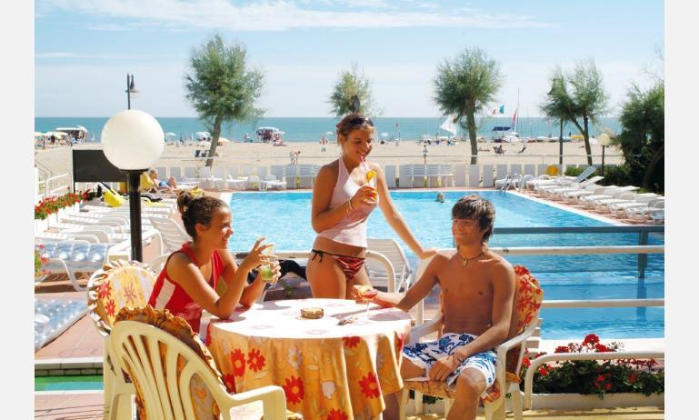 hotel EUROPA: bar terrazza