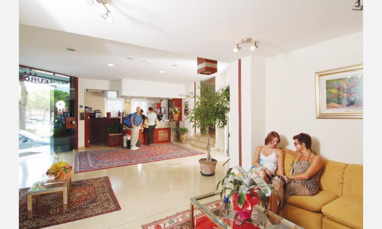 hotel EUROPA: ricevimento