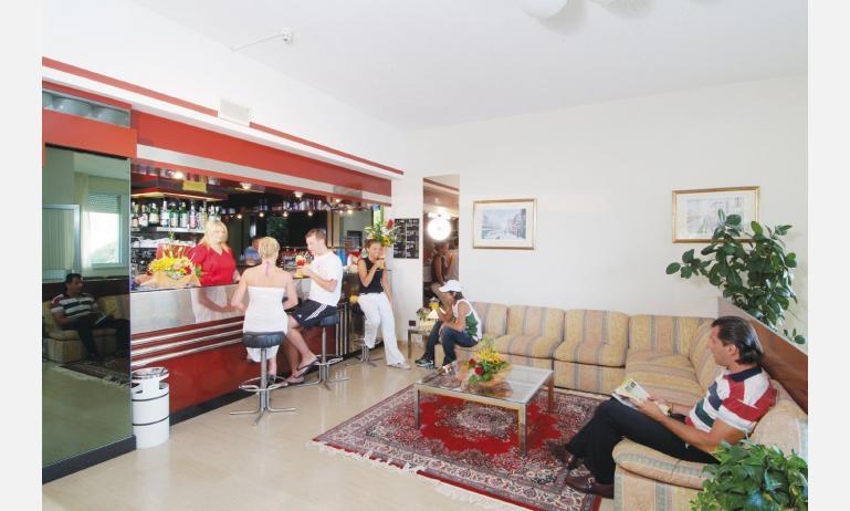 hotel EUROPA: bar della hall