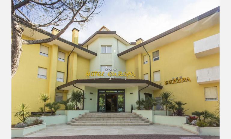 hotel EUROPA: ingresso