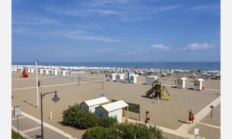 hotel EUROPA: settore privato spiaggia
