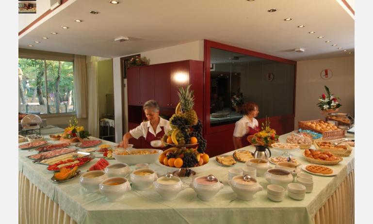 hotel EUROPA: sala ristorante
