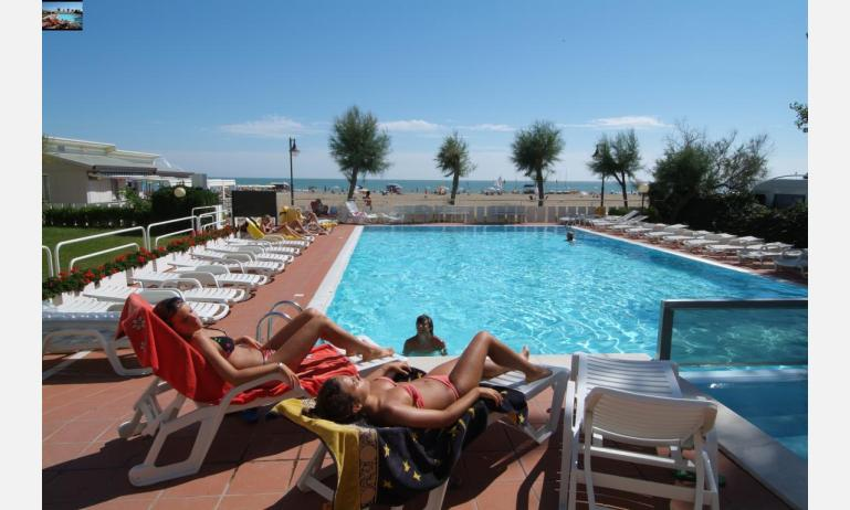 hotel EUROPA: piscina