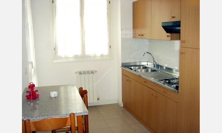 appartamenti PANAMA: angolo cottura (esempio)