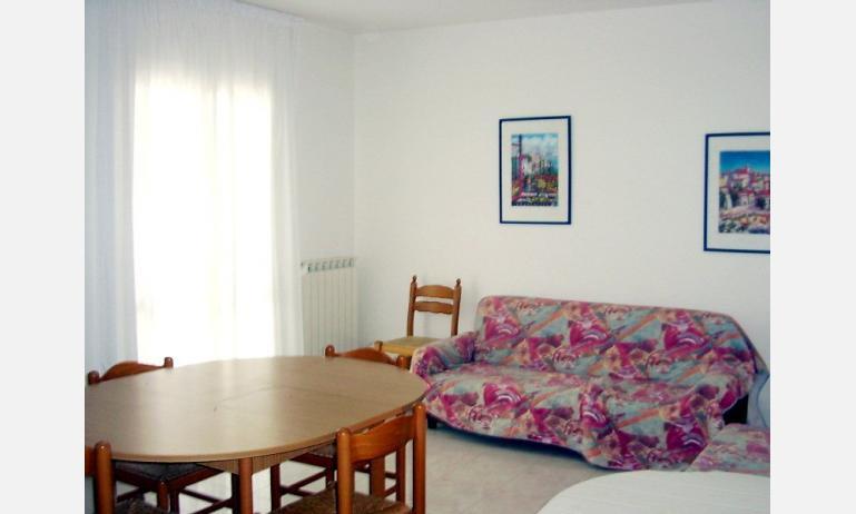 appartamenti PANAMA: soggiorno (esempio)