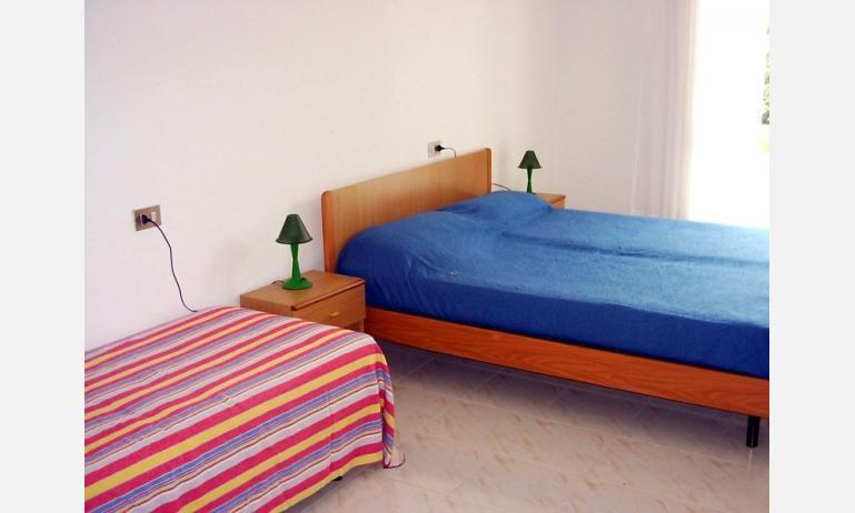appartamenti PANAMA: camera (esempio)