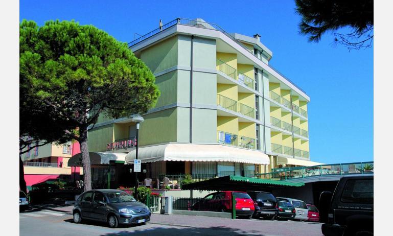 hotel TOURING: esterno