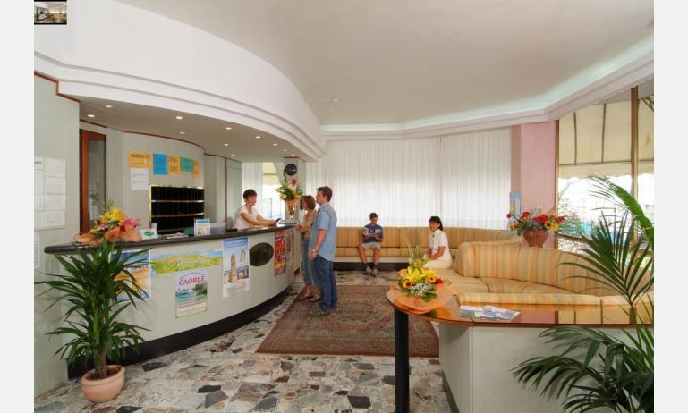 hotel TOURING: ricevimento