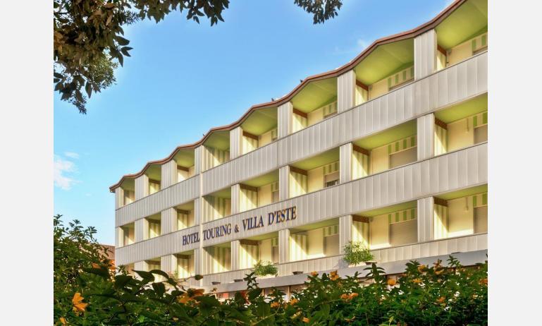 aparthotel TOURING: vista esterna del residence