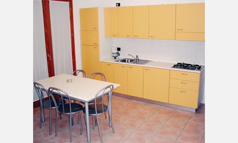 residence AI SALICI: angolo cottura (esempio)