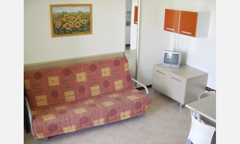 residence AI FAGGI: soggiorno (esempio)