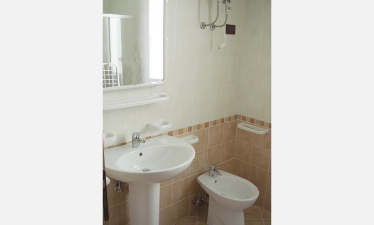 residence AI FAGGI: bagno (esempio)