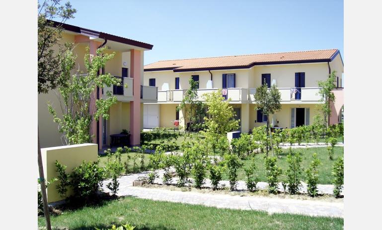 residence LA QUERCIA: vista esterna del residence