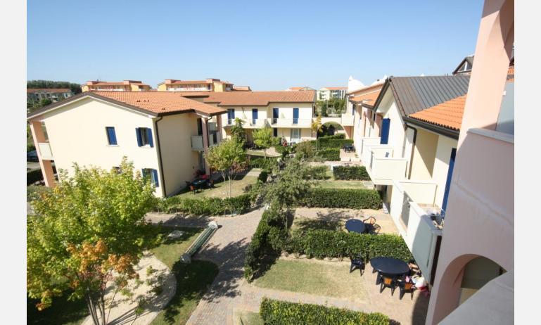 residence LA QUERCIA: villetta su due livelli (esempio)