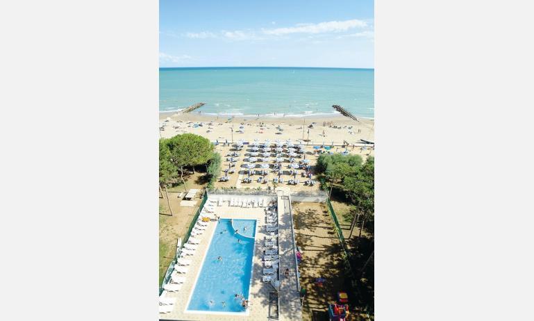 residence FLORIDA: piscina