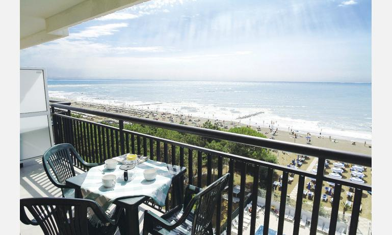 residence FLORIDA: balcone (esempio)