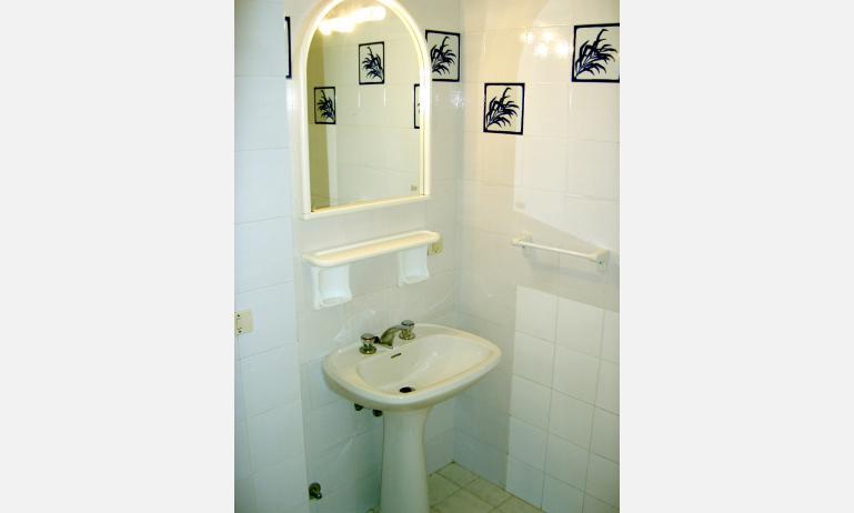 appartamenti SOGGIORNO ADRIATICO: bagno (esempio)
