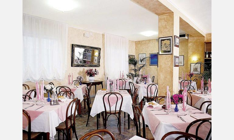 hotel SOLEMARE: ristorante