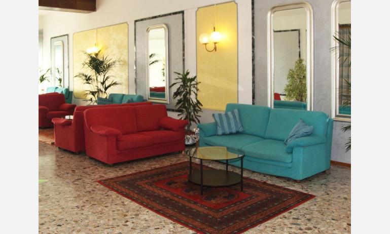 hotel TRITONE: salone