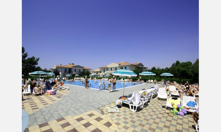 résidence LIDO DEL SOLE: terrasse solarium