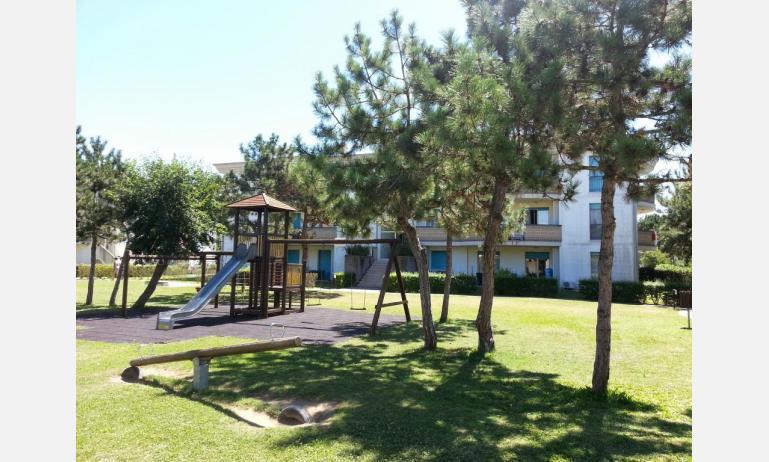 Residence LIDO DEL SOLE: Kinderspielplatz