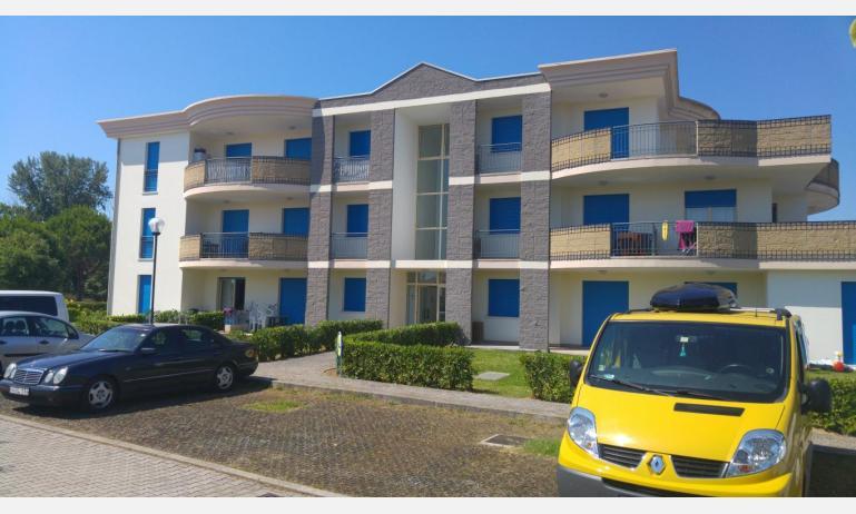 Residence LIDO DEL SOLE: Parkplatz