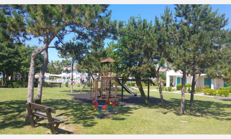 Residence LIDO DEL SOLE: Spielplatz