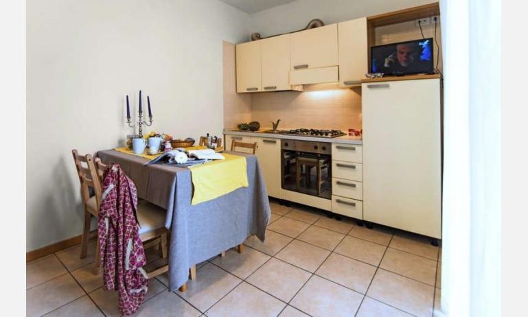 appartamenti RESIDENCE PLAYA: B5/T - angolo cottura (esempio)