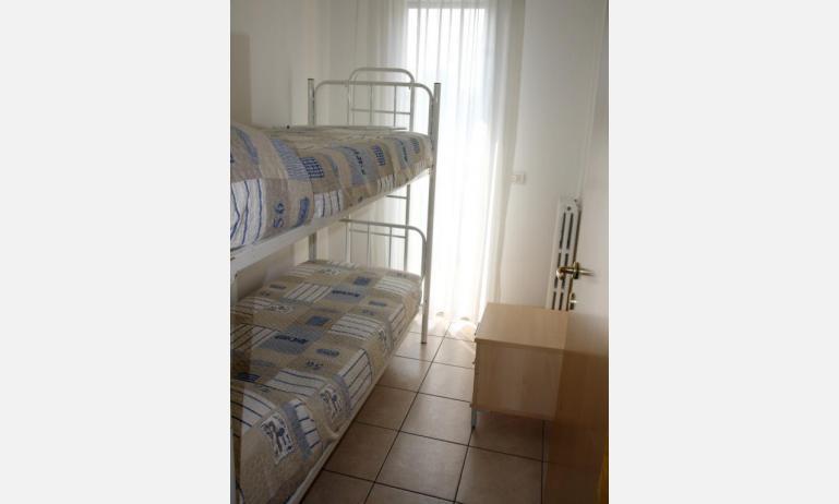 appartamenti RESIDENCE PLAYA: C7 - camera con letto a castello (esempio)
