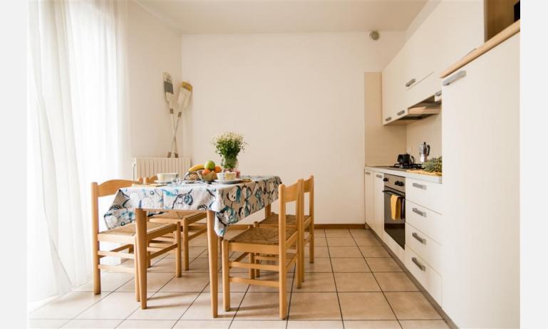 appartamenti RESIDENCE PLAYA: C7 - soggiorno (esempio)