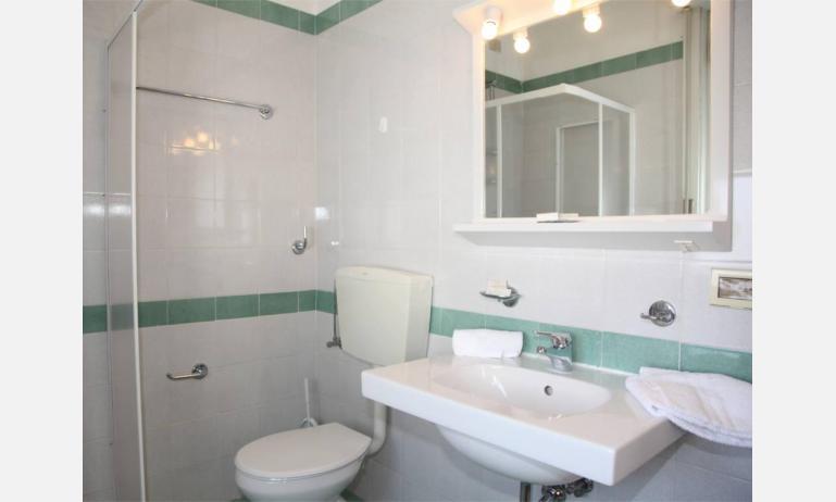 hotel VILLA D'ESTE: Standard - bagno (esempio)
