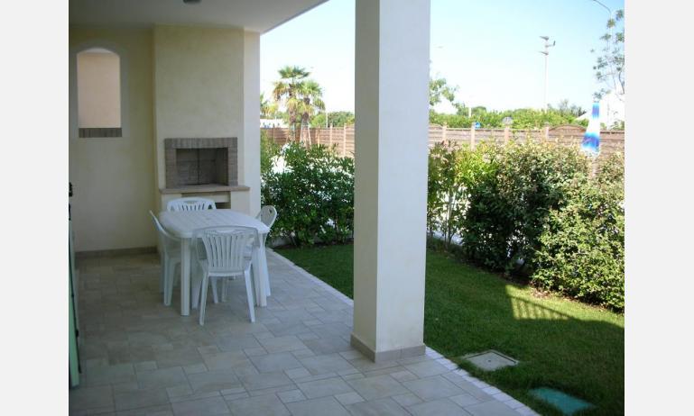 residence LE PALME: C6 - terrazza