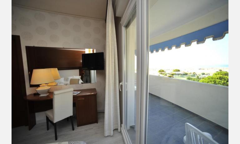 Hotel CORALLO: Comfort - Balkon (Beispiel)