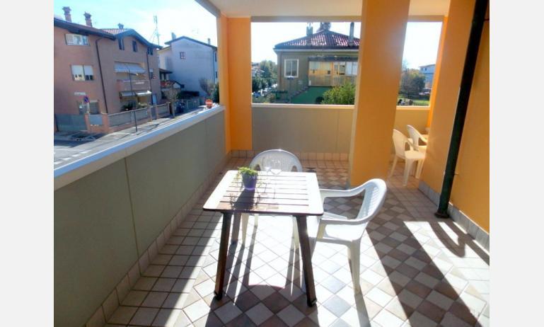 appartamenti SAN PIETRO D'ORIO: B4 - balcone (esempio)